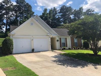 Kennesaw GA Single Family Home For Sale: $232,500