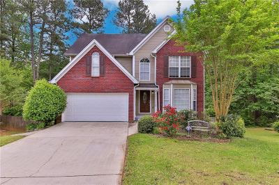Suwanee Single Family Home For Sale: 788 Eight Point Court
