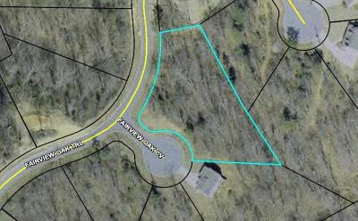 Dallas Residential Lots & Land For Sale: Fairview Oak Cove