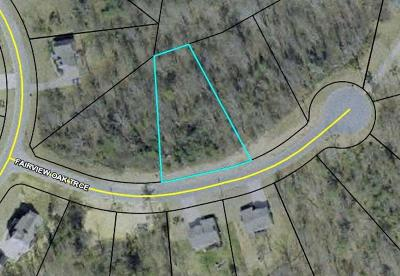Dallas Residential Lots & Land For Sale: 63 Fairview Oak Trace