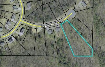 Dallas Residential Lots & Land For Sale: 92 Fairview Oak Trace