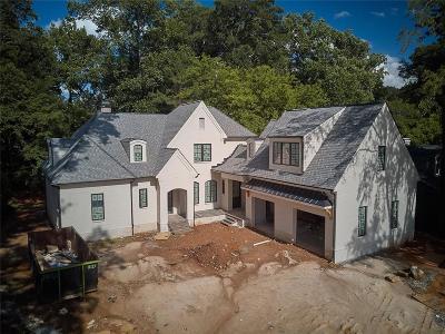 Atlanta Single Family Home For Sale: 4075 Peachtree Dunwoody Road NE