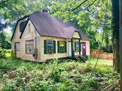 Atlanta Single Family Home For Sale: 29 Stillman Street SE