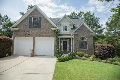 Acworth Single Family Home For Sale: 32 Thunder Ridge Court