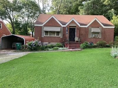 Atlanta Single Family Home For Sale: 1804 Terry Mill Road SE