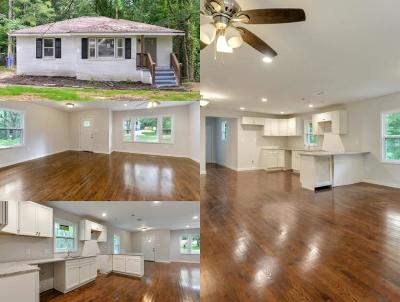 Atlanta Single Family Home For Sale: 257 Hemphill School Road NW