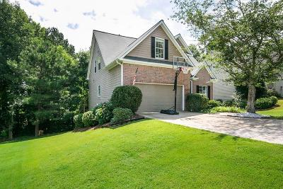Woodstock Single Family Home For Sale: 7211 Meadow Gate Way