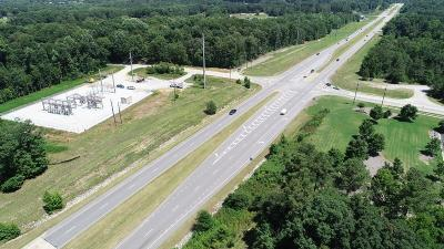Banks County Commercial For Sale: Historic Homer Highway