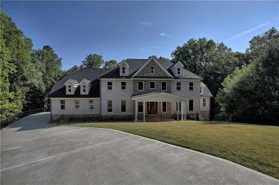 Sandy Springs Single Family Home For Sale: 537 Cutwater Trail