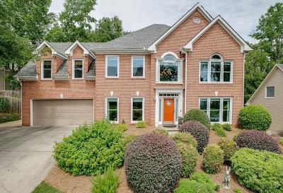 Lawrenceville Single Family Home For Sale: 2165 Deans Landing Drive