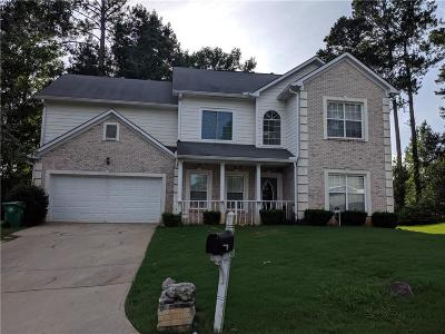 Lithonia Single Family Home For Sale: 4543 Tulip Court