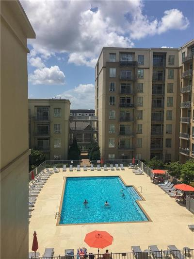 Atlanta Condo/Townhouse For Sale: 711 Cosmopolitan Drive NE #429
