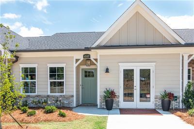 Dawsonville Condo/Townhouse For Sale: 47 Dawson Club Drive