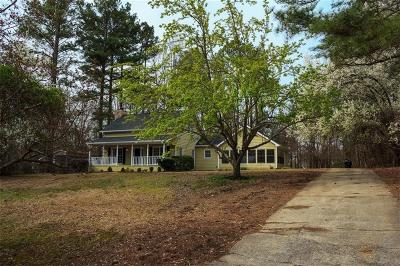 Fayette County Single Family Home For Sale: 235 N Fayette Court