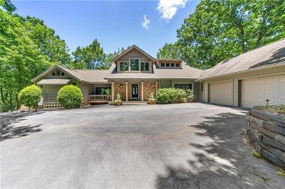 Big Canoe Single Family Home For Sale: 898 Petit Ridge Drive