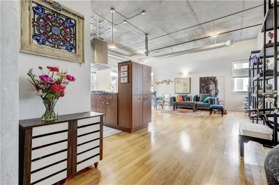 Midtown Condo/Townhouse For Sale: 1058 Piedmont Avenue NE #301
