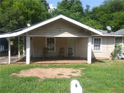 Atlanta Single Family Home For Sale: 1854 Jonesboro Road SE