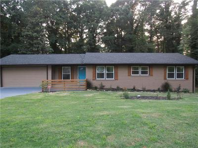Decatur GA Single Family Home For Sale: $240,000