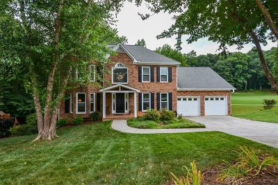 Kennesaw Single Family Home For Sale: 3436 Olympic Lane NW