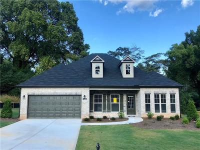 Gainesville Single Family Home For Sale: 1346 NE Burnam Wood Drive