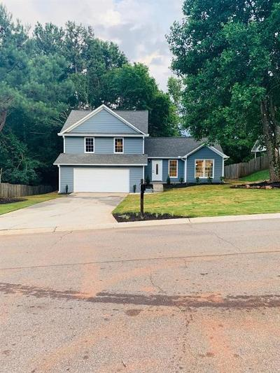 Lawrenceville Single Family Home For Sale: 1340 Appian Way