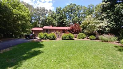 Hiawassee Single Family Home For Sale: 801 Beech Cove Drive