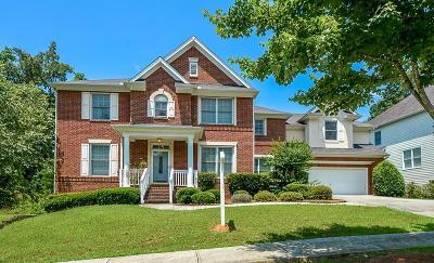 Atlanta Single Family Home For Sale: 3590 Renaissance Circle
