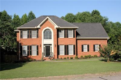 Lawrenceville Single Family Home For Sale: 2090 Parliament Drive
