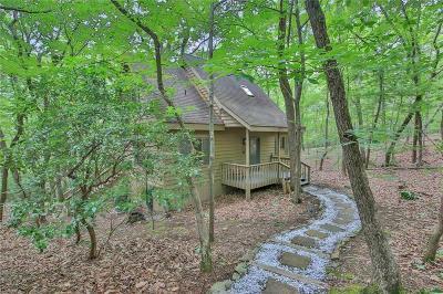 Dawson County Single Family Home For Sale: 56 Sleeping Fawn Knoll