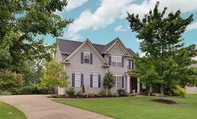 Cumming Single Family Home For Sale: 4755 Luke Drive