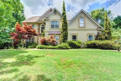 Atlanta Single Family Home For Sale: 3151 Lovell Drive SW