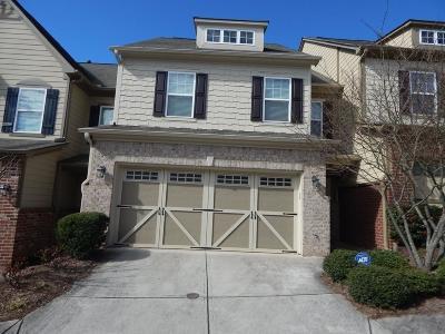 Mableton Condo/Townhouse For Sale: 5996 Cobblestone Creek Trail #4