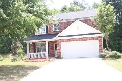 McDonough Single Family Home For Sale: 241 Winthrop Lane