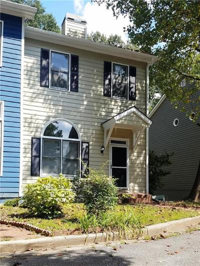 Decatur GA Condo/Townhouse For Sale: $310,000