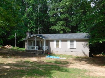 Dallas Single Family Home For Sale: 4857 Mount Tabor Church Road