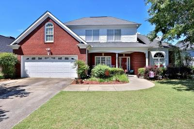 Loganville Single Family Home For Sale: 2933 Gold October Drive