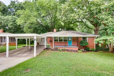 Marietta Single Family Home For Sale: 781 James Street NW
