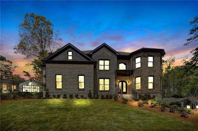 Cobb County Single Family Home For Sale: 2635 Indian Lake Drive