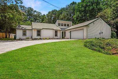 Tucker Single Family Home For Sale: 3471 Lady Margaret Lane