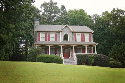 Cherokee County Single Family Home For Sale: 308 Oakwind Way