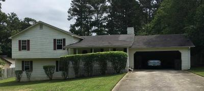Buford Single Family Home For Sale: 2685 Old Ivy Court