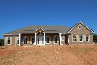 Cherokee County Single Family Home For Sale: 106 Haley Farm Drive