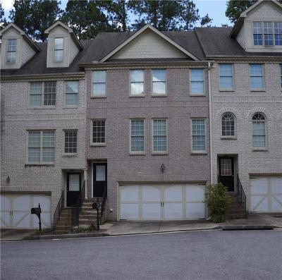 Duluth Condo/Townhouse For Sale: 11017 Lorin Way