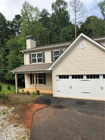 Dahlonega Single Family Home For Sale: 148 Brooks Drive