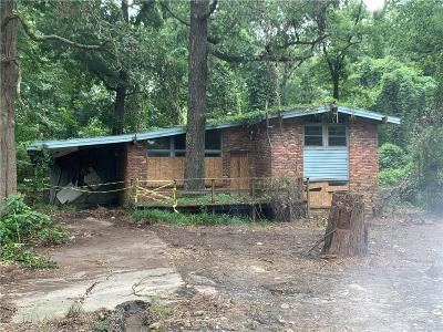 Lithonia Single Family Home For Sale: 1216 Rock Chapel Road
