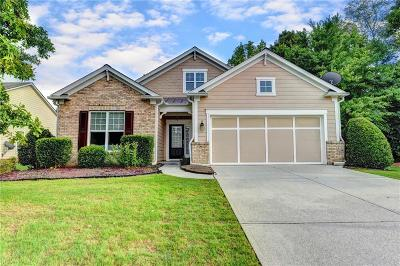 Cumming Single Family Home For Sale: 5325 Kings Hill Drive