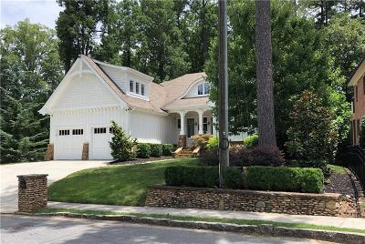 Brookhaven Single Family Home For Sale: 3315 Osborne Road NE