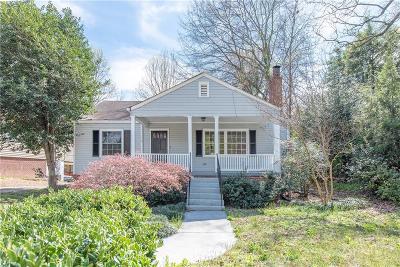 Atlanta Single Family Home For Sale: 187 Lindbergh Drive NE