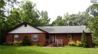 Griffin Single Family Home For Sale: 1075 Futral Road