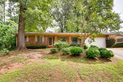 Decatur Single Family Home For Sale: 2294 Verna Drive